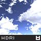 High Resolution Sky HDRi Map 073