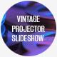 Vintage Projector Slideshow Big Pack