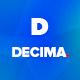 Decima - Bootstrap 4 Angular 4 Admin Template