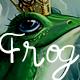 Frog Land Font