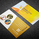 Restaurant Business Card V.02