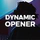 Dynamic Opener   Slideshow