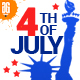 Independence Day 10 Facebook Banner and cover