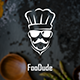 FooDude  |  Food Ordering & Delivery App UI Set
