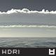 High Resolution Sky HDRi Map 075
