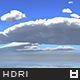 High Resolution Sky HDRi Map 076