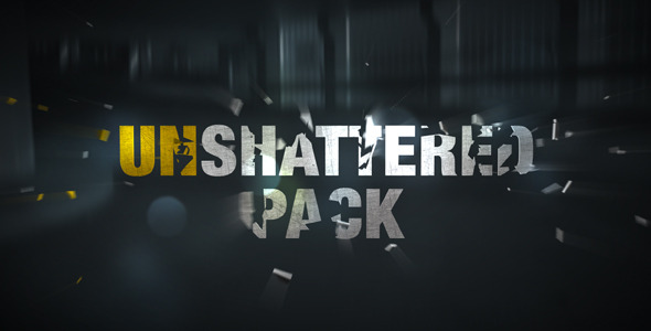 VideoHive UnShattered PACK 1965094