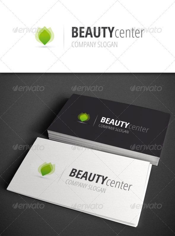 GraphicRiver Beauty Center Logo 1965143