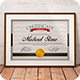 Certificates | Template