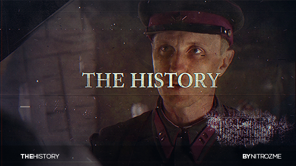 VideoHive The History 20043935