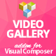 Video Gallery Pro Addon for Visual Composer