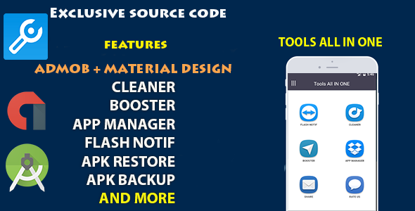 CodeCanyon All-In-One Toolbox Cleaner 20077416