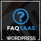FAQ SaaS - Membership F.A.Q & Knowledgebase WP Theme