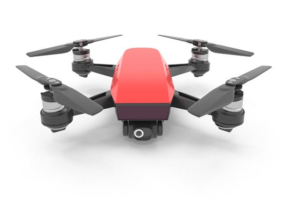 3DOcean DJI Spark Mini Drone 20078232
