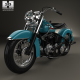 Harley-Davidson Panhead Hydra-Glide E F 1949