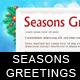 Seasons Greetings - Email postcard - NewsLetter