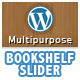 Multipurpose Bookshelf Slider - Wordpress Plugin