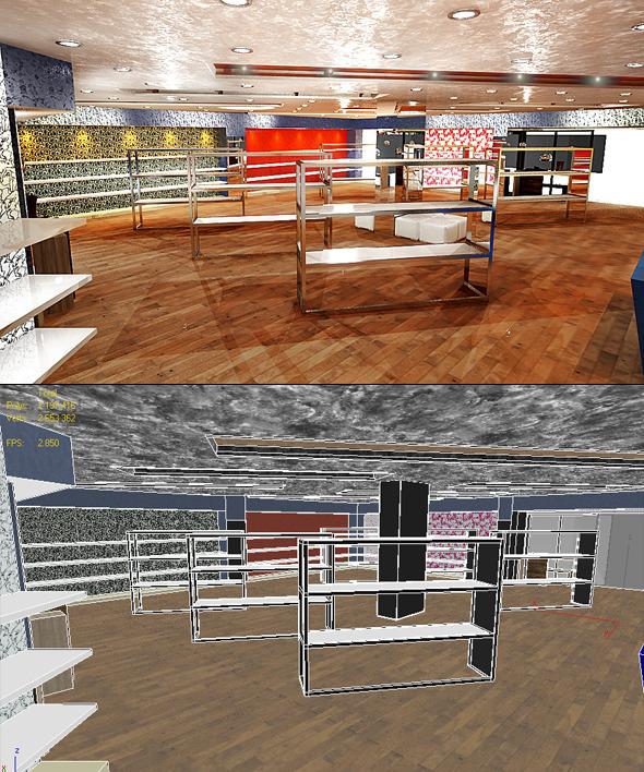 3DOcean Retail Store 5 1965530