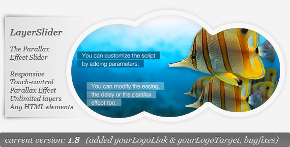 LayerSlider - The Parallax Effect Slider - CodeCanyon Item for Sale