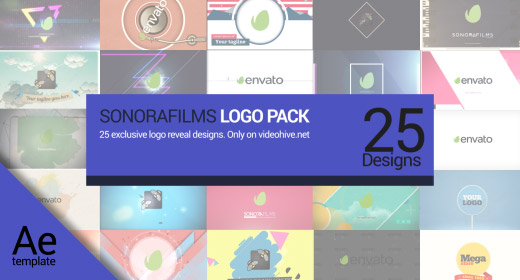Sonorafilms Logo Pack tracks