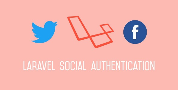 Laravel Social & Auth Login (PHP Scripts) images