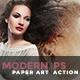 Modern Paper Art | PS Action
