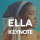 ELLA Creative Keynote Template