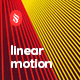 Abstract Linear Motion Backgrounds