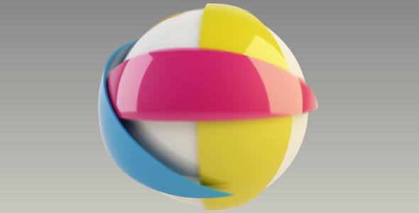 VideoHive Spheres Logo Reveal 1965745