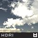 High Resolution Sky HDRi Map 077