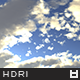 High Resolution Sky HDRi Map 078