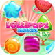 Lollipops Match3 - HTML5 Game + Mobile game! (Capx)