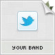 Your Band - Twitter BG - GraphicRiver Item for Sale