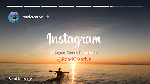 Instagram Story (Miscellaneous) After Effects Templates | F5