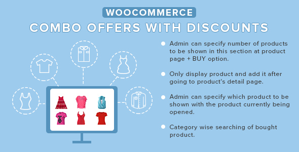 WooCommerce Combo Offers With Discounts - CodeCanyon Item for Sale