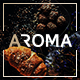 Aroma - Restaurant & Bistro PSD Template