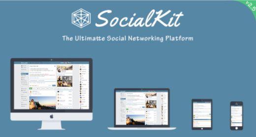 Addon for Socialkit