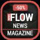 Flownews - Magazine and Blog WordPress Theme