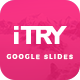 iTry GoogleSlides Template