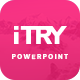 iTry Powerpoint Template