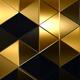 Gold-Black Background