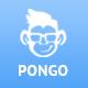 Pongo - Laravel Admin Template + User Management + CRUD