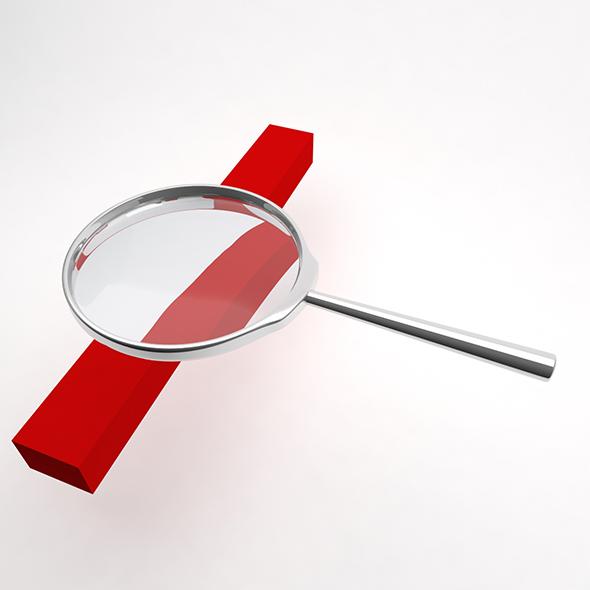 3DOcean Magnifier 20092529