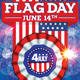 Flag Day Flyer