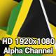 Flag Transition - Jamaica