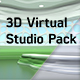 3D Rendering of Virtual Studio