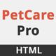 PetCarePro - Pet and Animal Care HTML Template