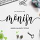 Monisa Script
