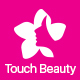 Touch Beauty UI Kit