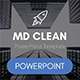 MD Clean Multipurpose PowerPoint Template